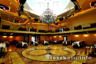 Гавана ресторанный комплекс