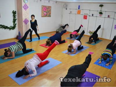 Lotus aerobic breathing and yoga center