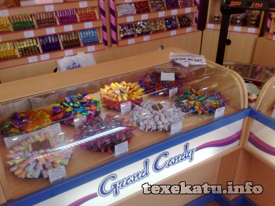 GRAND CANDY