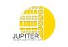Jupiter hostel logo, icon