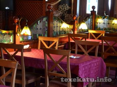 Sherlock Holmes restaurant