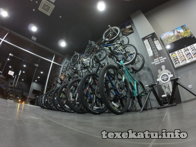 """MYBIKE"" BICYCLE SPECIALTY SHOP"