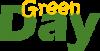 GREEN DAY ORGANIC FOOD SUPERMARKET logo, icon