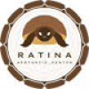 RATINA AESTHETIC CENTER logo, icon