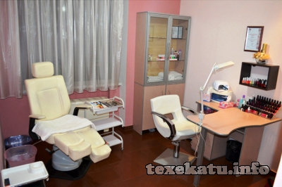 Persona beauty salon