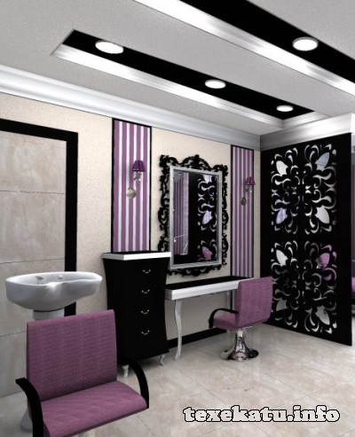 Beauty salon in Dilijan