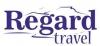 """""""Ռեգարդ Թրեվլ"""" տուրիստական ընկերություն logo, icon"""