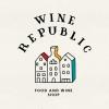 WINE REPUBLIC logo, icon