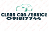 Clean Car Service logo, icon
