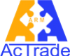 ACTRADE-ARM SHOP EQUIPMENT MANUFACTURING COMPANY logo, icon