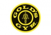 Gold's Gym fitness center logo, icon