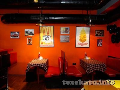 Factory restaurant