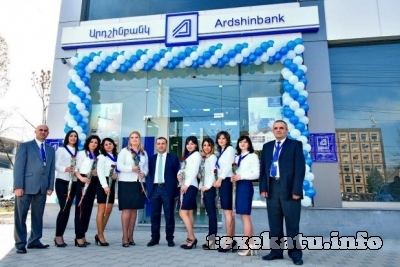 ARDSHINBANK Closed Joint-Stock Company (CJSC)