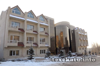 """NORK RESIDENCE"" HOTEL COMPLEX"