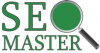 SeoMaster logo, icon